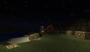 Крипер в Minecraft - получение пластинки из крипера