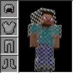Кольчуга в Minecraft. Как сделать кольчугу в Майнкрафте