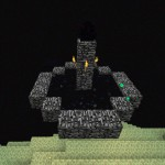 Minecraft портал в Край