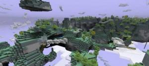 Майнкрафт миры - Рай, Эфирный мир