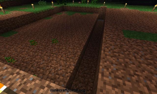 1 шаг куриной фермы