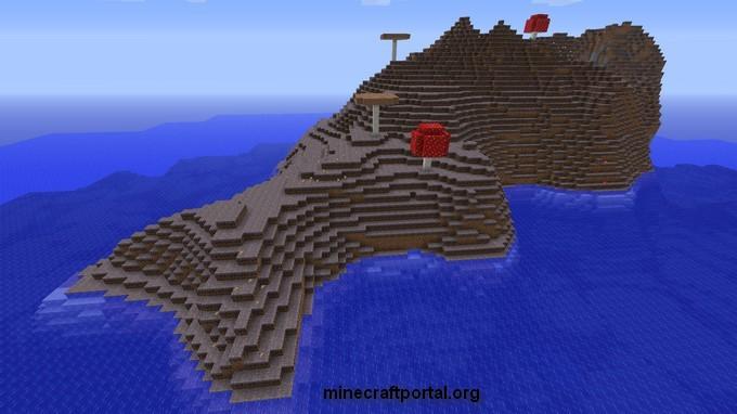 Грибной остров