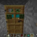 Дверь в Minecraft