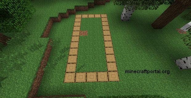 Ферма тростника в Minecraft - шаг первый