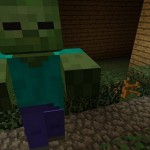 Гнилая плоть в Minecraft