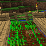 Minecraft семена пшеницы