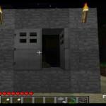 Как открыть железную дверь