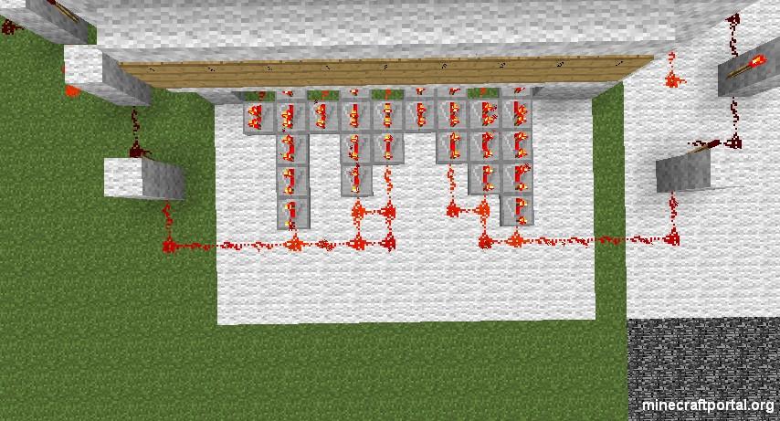 как доделать кодовый замок