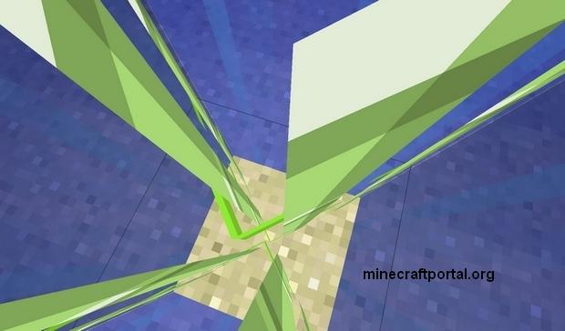 Сахарный тростник в Minecraft - тростник в воде