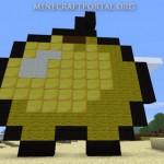 Золотое яблоко в Minecraft