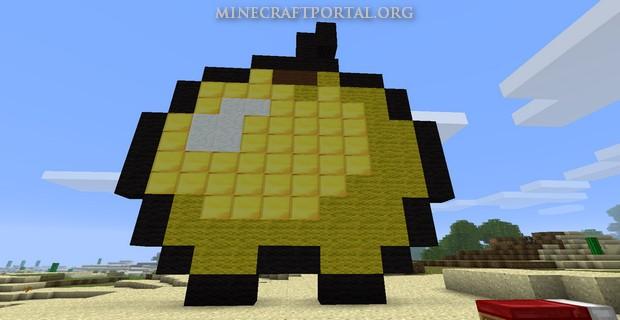 Видео майнкрафт как сделать зачарованное золотое яблоко