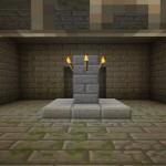Minecraft карта крепость