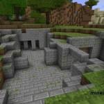 Minecraft крепость. Minecraft цитадель