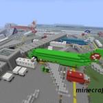 Карта Аэропорт