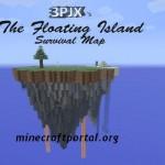 Карта Летающий остров