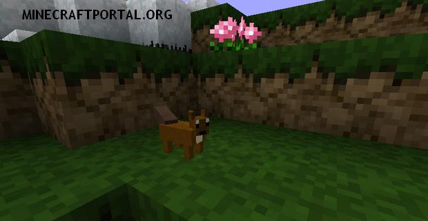 """Скачать мод """"Белка"""" для Minecraft 1.5.1 - Squirrels"""