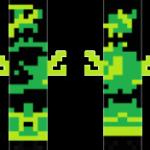 Скачать скин «Кислотный крипер» — Acid Creeper