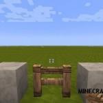Скачать мод «Ретро заборчики» для Minecraft 1.5.1 — retroFences