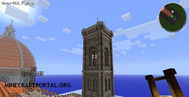 """Скачать мод """"Солнце"""" для Minecraft 1.5.0 - retroSunDirection"""