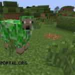 Скачать мод «Шипер-Крипер» для Minecraft 1.5.0 — Oblys SheepersCreepers