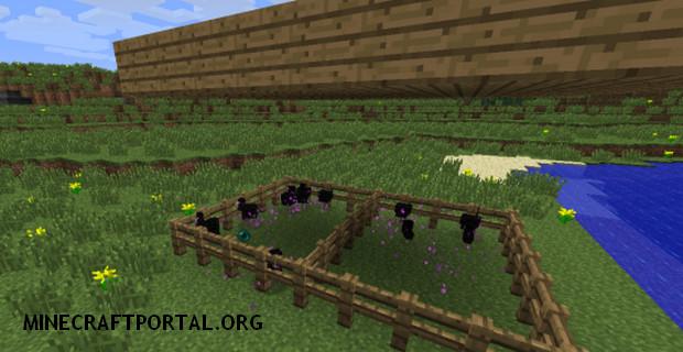 "Скачать мод ""Шипер-Крипер"" для Minecraft 1.5.0 - Oblys SheepersCreepers"
