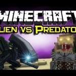 Скачать мод «Чужой против Хищника» для Minecraft 1.5.0 — Aliens vs Predator