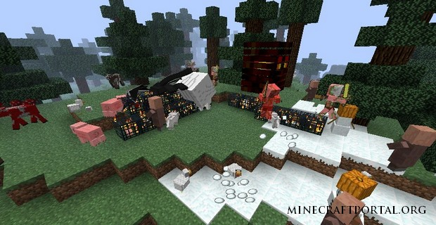 Cratftable Spawners