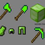 Скачать мод «Изумрудные вещи» для Minecraft 1.5.1 — Emerald Stuff More