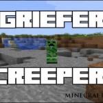 Скачать мод «Крипер грифер» для Minecraft 1.5.1 — Griefer Creepers
