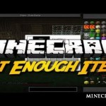 Скачать мод «Не достаточно предметов» для Minecraft 1.5.0 — Not Enough Items