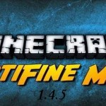 Скачать Optifine HD, Оптифайн для Minecraft 1.4.5