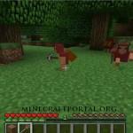 Скачать мод «Помощники» для Minecraft 1.5.0 — Minions