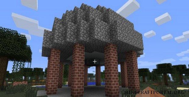 """Скачать мод """"Руины"""" для Minecraft 1.5.1 - Ruins"""