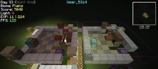 "Скачать мод ""Схематика"" для Minecraft 1.5.1 - Schematica"
