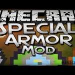 Скачать мод «Специальные доспехи» для Minecraft 1.5.0 — Special Armor