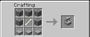 """Скачать мод """"Статуи"""" для Minecraft 1.5.1 - Statues"""