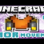 Скачать мод «Скоростная броня» для Minecraft 1.5.1 — Armor Movement