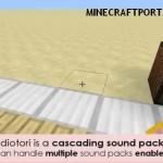 Скачать мод «Аудиотори» для Minecraft 1.5.1 — Audiotori