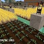 Скачать мод «Автоматическая пшеничная ферма» для Minecraft 1.5.1 — Automatic Wheat Farmer