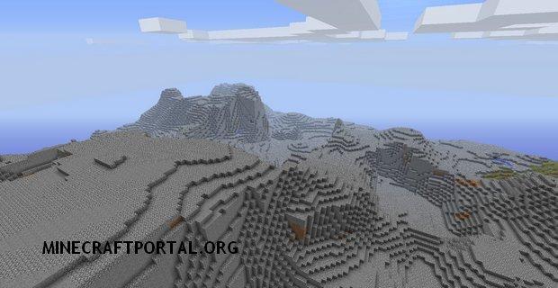 """Скачать мод """"Новые биомы"""" для Minecraft 1.5.1 - Better Biomes"""