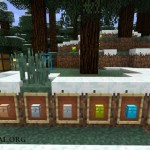 Скачать мод «Железные сундуки» для Minecraft 1.5.1 — Iron Chests 2
