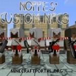 Скачать мод «Жители» для Minecraft 1.5.0 — Custom NPCs