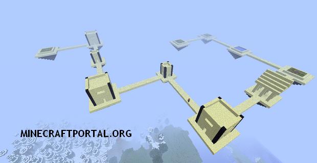"""Скачать мод """"Данжеон пак"""" для Minecraft 1.5.1 - DungeonPack"""