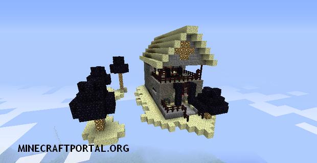 """Скачать мод """"Данжеон пак"""" для Minecraft 1.5.0 - DungeonPack (3)"""