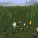 Скачать мод «Елементальные стрелы» для Minecraft 1.5.0 — Elemental Arrows