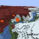 Скачать мод «Новые биомы» для Minecraft 1.5.0 — Extreme Biomes