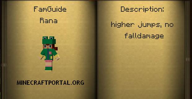 """Скачать мод """"Мобы-помощники"""" для Minecraft 1.5.1 - Familiars"""