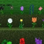 Скачать мод «Цветокрафт» для Minecraft 1.5.2 — Flowercraft