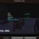 Скачать мод «Другие имена» для Minecraft 1.5.0 — FriendColour
