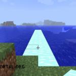 Скачать мод «Блоки льда» для Minecraft 1.5.0 — Glacier Ice